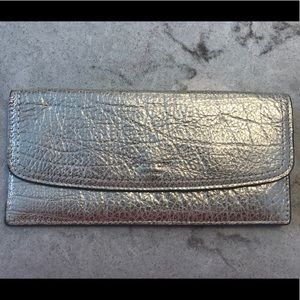 Coach Legacy Collection thin leather wallet